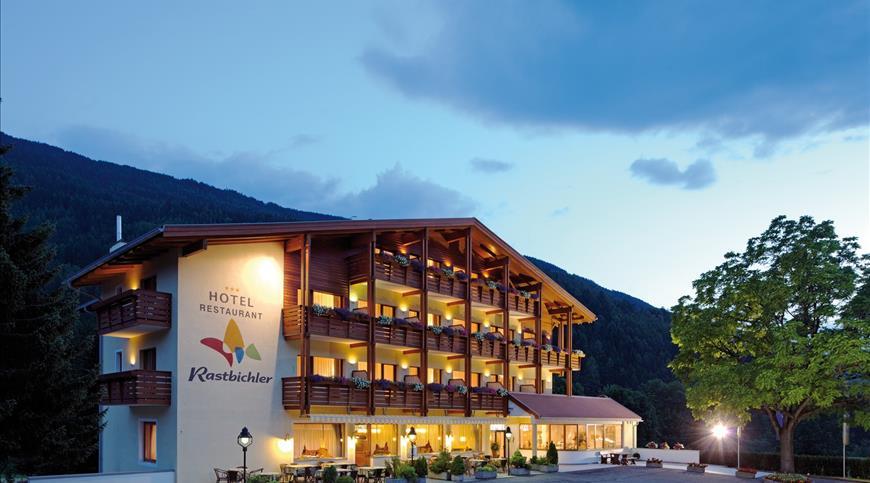 Hotel Rastbichler ***S - San Sigismondo (BZ) - Trentino Südtirol