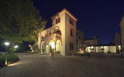 Hotel Villa dei Tigli ****