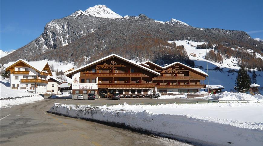 Hotel Bacher *** - Sand in Taufers (BZ) - Trentino Südtirol