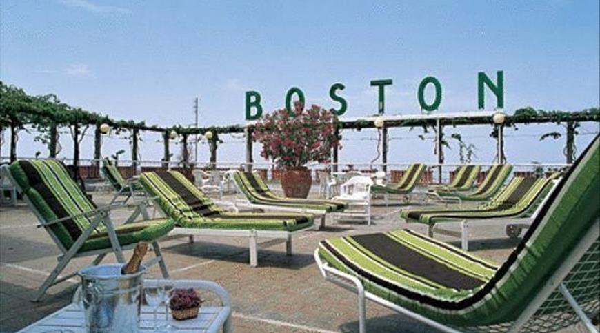 Grand Hotel Boston **** - Chianciano Terme (SI) - Toscana
