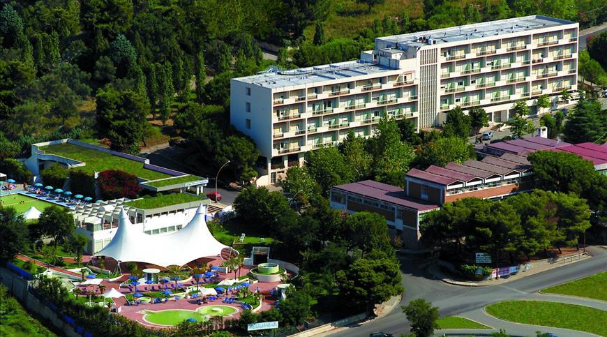 Hotel Terme Luigiane - Formula Roulette *** - Acquappesa (CS) - Calabria