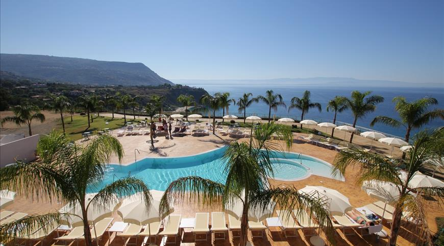 Hotel Blue Bay Resort **** - Ricadi (VV) - Kalabrien
