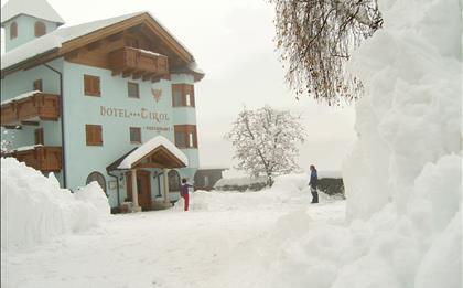 Hotel Tirol ***S