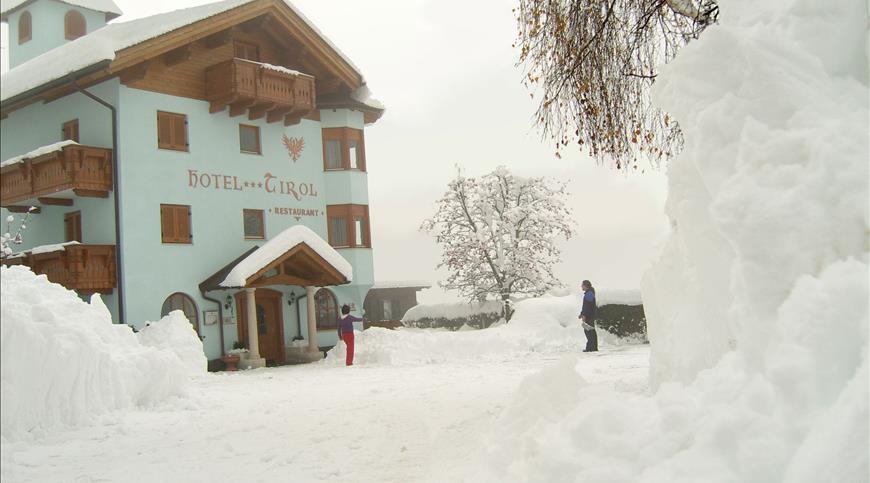 Hotel Tirol ***S - Montesover (TN) - Trentino Südtirol
