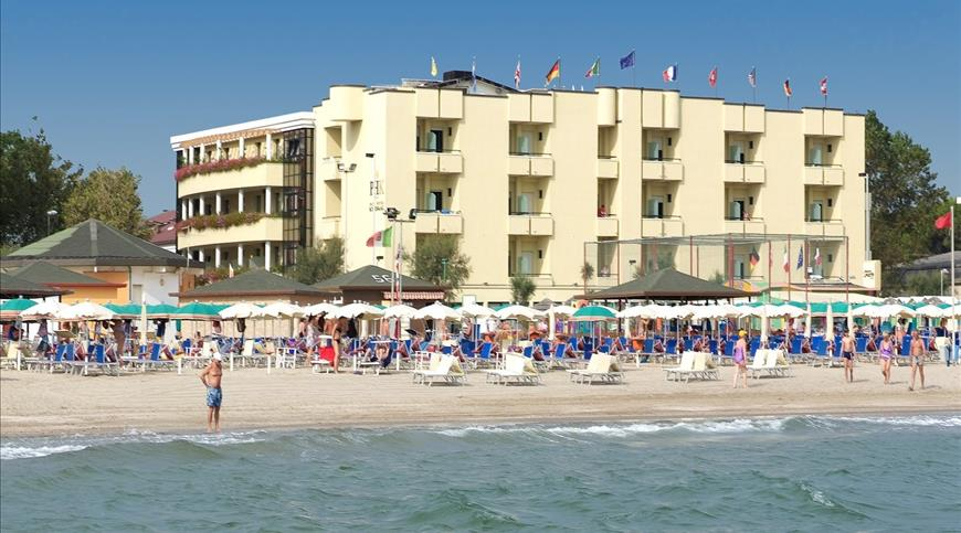Hotel Park Hotel Kursaal ***S - Misano Adriatico (RN) - Emilia Romagna