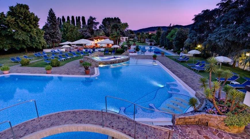 Hotel Terme delle Nazioni **** - Montegrotto Terme (PD) - Veneto